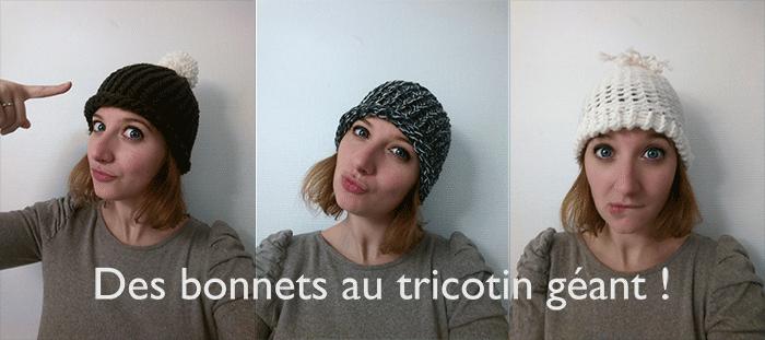Jai Testé Un Tricotin Géant Pour Faire Des Bonnets Il
