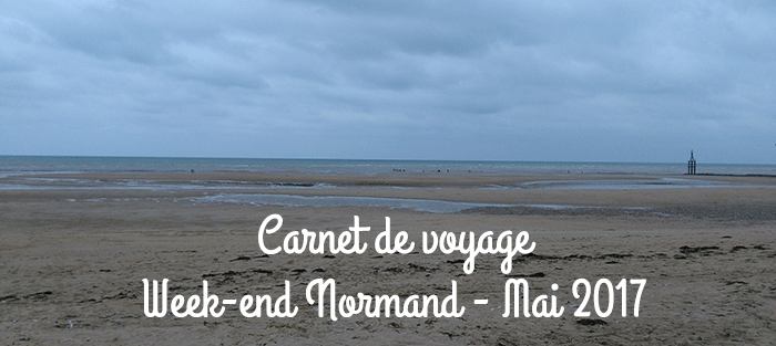 Week-end normand - Il était une maille