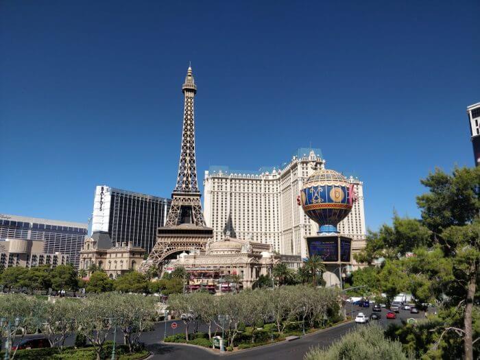 Paris s'exporte à Las Vegas