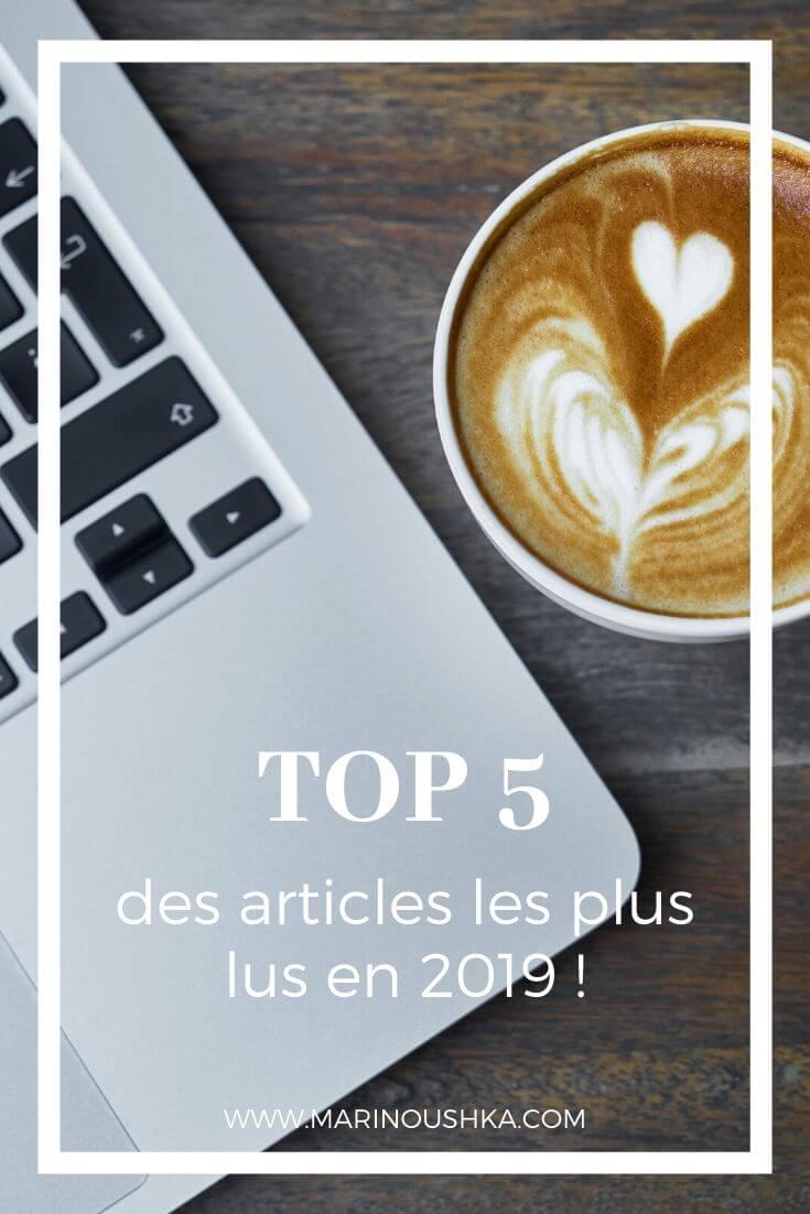 Marinoushka - Top 5 articles 2019