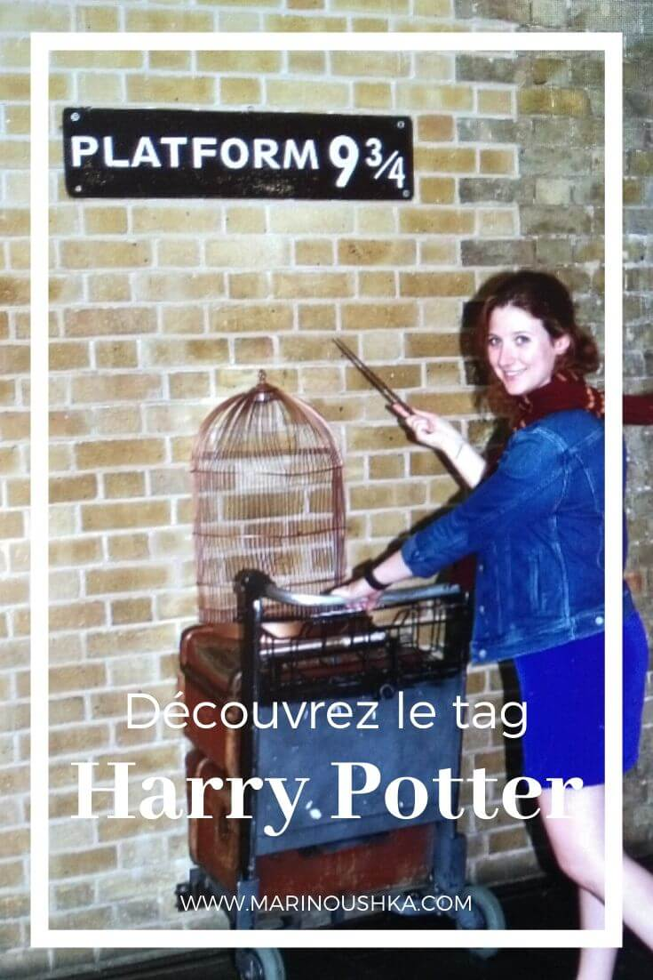 Tag Harry Potter - Marinoushka